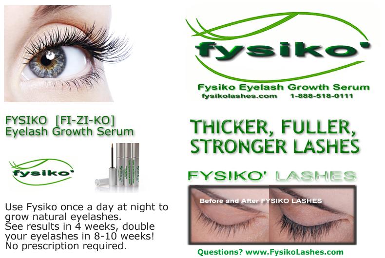 Fysiko Lash Eyelash Growth Enhancer Serum Review Get