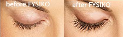 how to make eyelashes look bigger